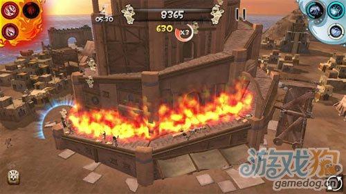 休闲游戏:创世纪之通天塔3D 化身古代巴比伦天神1