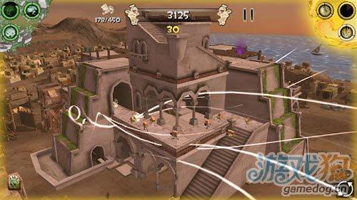 休闲游戏:创世纪之通天塔3D 化身古代巴比伦天神4