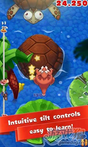 安卓版动作游戏:疯狂袋鼠 踏上归家路途2