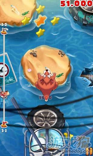 安卓版动作游戏:疯狂袋鼠 踏上归家路途5