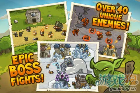 塔防游戏:王国守卫战 v1.2版更新评测3