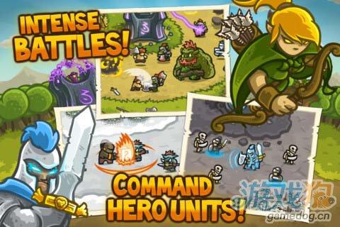 塔防游戏:王国守卫战 v1.2版更新评测4