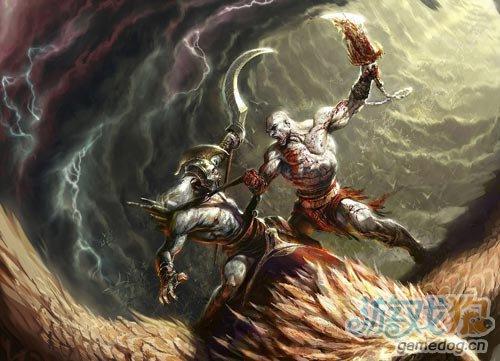 战神:登天之路 制作人表示新作血腥程度有所收敛3