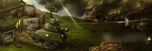 小小坦克大战《Lil' Sherman》即将发布3