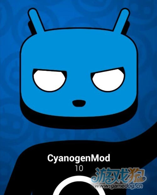 异于原Android JB系统风CyanogenMod 10彩蛋亮相1