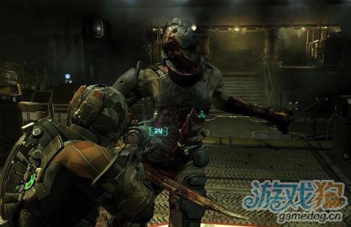 毛骨悚然的恐怖游戏《死亡空间3》将添加合作模式