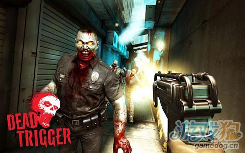 《死亡扳机Dead Trigger》免费出售 因盗版率太高2