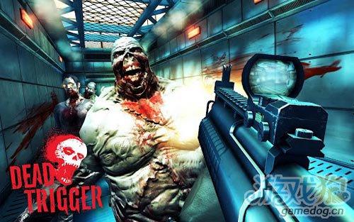 《死亡扳机Dead Trigger》免费出售 因盗版率太高1