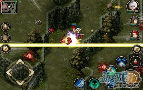 冒险游戏:艾诺迪亚4 展开你的冒险之旅1