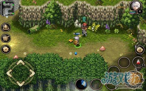冒险游戏:艾诺迪亚4 展开你的冒险之旅3