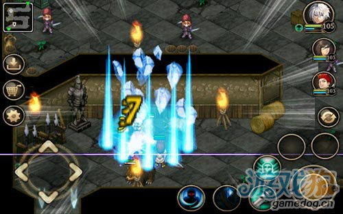 冒险游戏:艾诺迪亚4 展开你的冒险之旅2