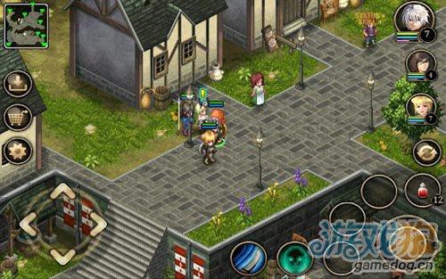 冒险游戏:艾诺迪亚4 展开你的冒险之旅4