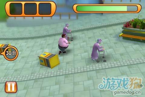 休闲游戏:胖子快跑 Run Fatty Run v1.0游戏评测3