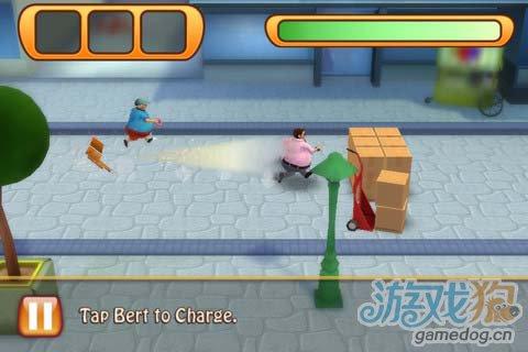休闲游戏:胖子快跑 Run Fatty Run v1.0游戏评测2