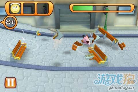 休闲游戏:胖子快跑 Run Fatty Run v1.0游戏评测5