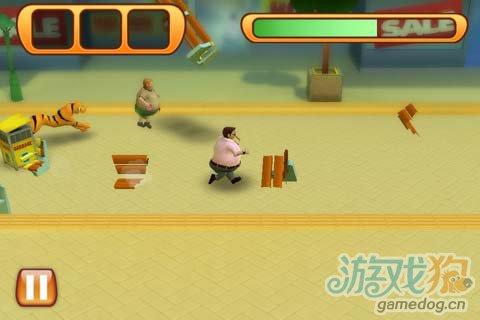 休闲游戏:胖子快跑 Run Fatty Run v1.0游戏评测4
