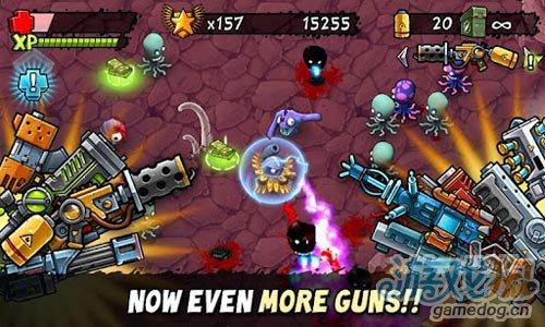 射击游戏:怪兽射击失落破坏 享受爽快的射击感受4