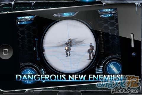 射击游戏:北极战争 体验不一样的战争4