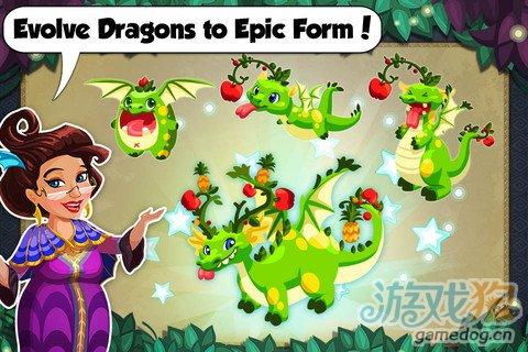 养成游戏:龙的故事 快来成为龙之守卫者2