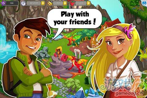 养成游戏:龙的故事 快来成为龙之守卫者4