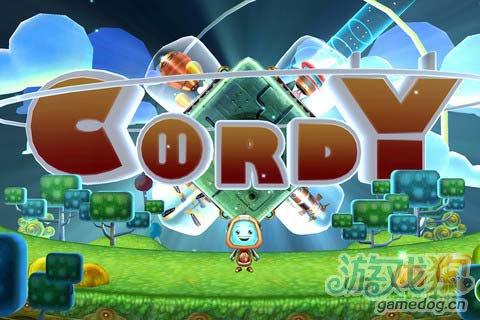 冒险游戏:机器人科迪 Cordy 更新评测1
