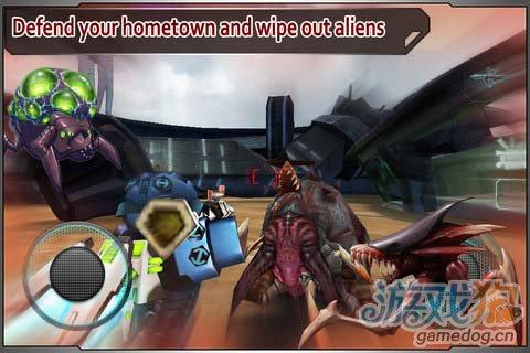 动作佳作:星际战争外星入侵 更新评测5