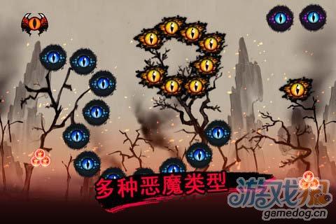 浓郁水墨画风动作游戏:樱花冲击 评测1