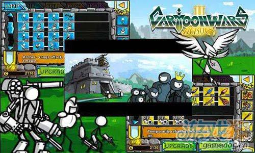 横版射击游戏:卡通战争2 v1.0.2版评测1