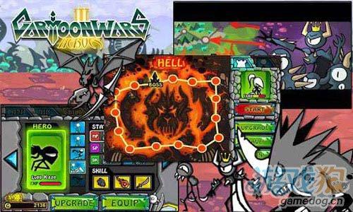 横版射击游戏:卡通战争2 v1.0.2版评测5