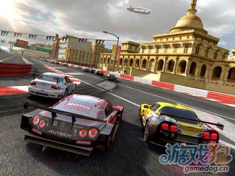 激动人心且充满视觉冲击的3D赛车游戏:真实赛车2图1