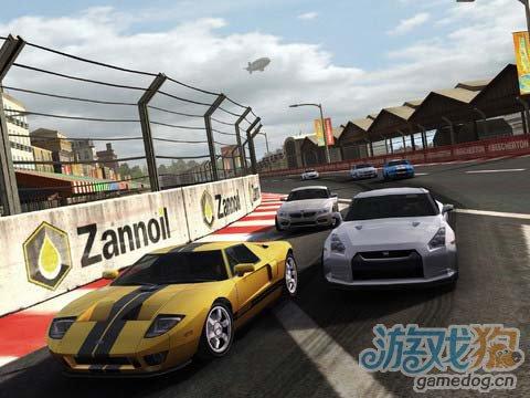 激动人心且充满视觉冲击的3D赛车游戏:真实赛车2图3