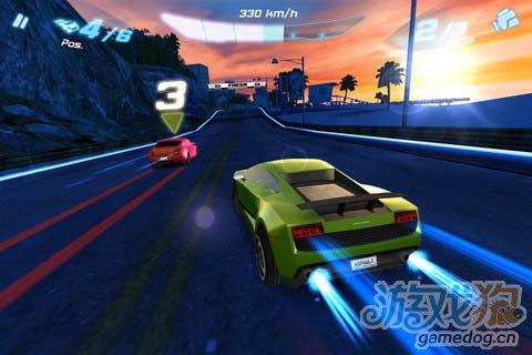 安卓竞速游戏:都市赛车6 前所未有的燃情赛车体验3