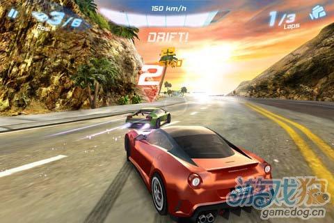安卓竞速游戏:都市赛车6 前所未有的燃情赛车体验4