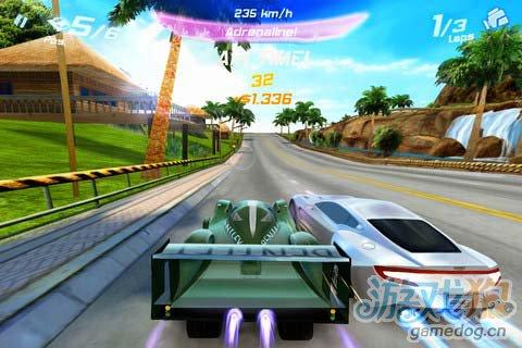 安卓竞速游戏:都市赛车6 前所未有的燃情赛车体验2
