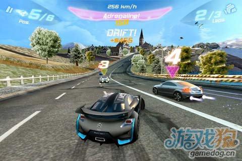 安卓竞速游戏:都市赛车6 前所未有的燃情赛车体验5