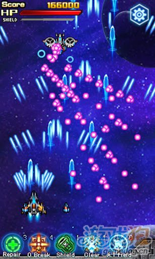 经典射击游戏:雷电战机2-异型战机评测