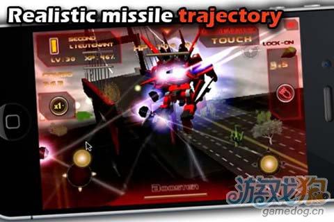 射击游戏:激战天空 享受360度3D的视野3