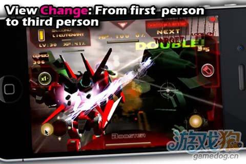 射击游戏:激战天空 享受360度3D的视野5
