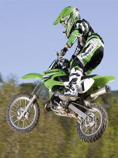 越野摩托车比赛图片
