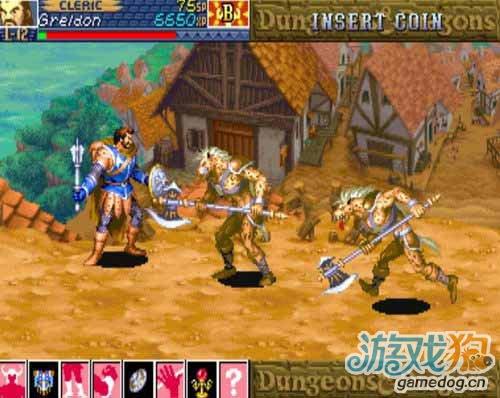 动作游戏:龙与地下城暗黑秘影 更新评测2
