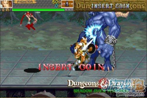 动作游戏:龙与地下城暗黑秘影 更新评测1