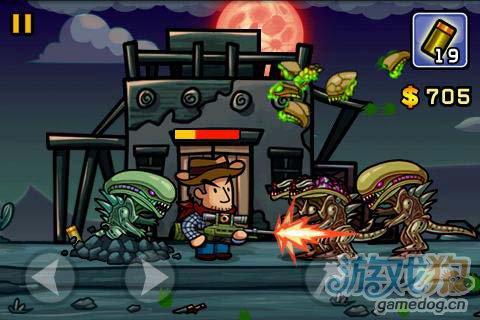 动作射击游戏:异形入侵 消灭异形为了生存战斗吧3