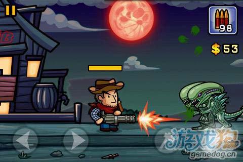 动作射击游戏:异形入侵 消灭异形为了生存战斗吧5