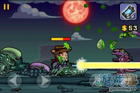 动作射击游戏:异形入侵 消灭异形为了生存战斗吧4