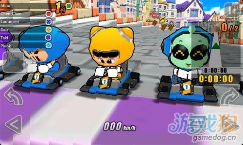 竞速游戏:跑跑卡丁车加强版 更新评测2
