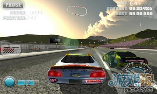 安卓竞速游戏:NOS汽车挑战赛更新评测1