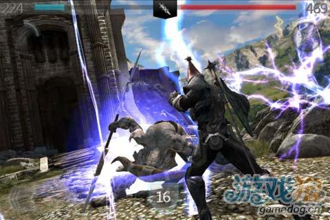 安卓版《无尽之剑》给你新惊喜 iOS版简直弱爆了3
