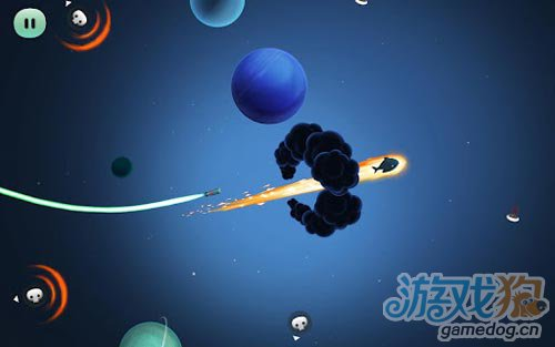 休闲游戏:太空鲨鱼 帮助鲨鱼找到失去很久的爱情3