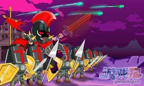角色扮演游戏:杀戮骑士 享受爽快的杀戮感4