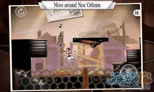 音乐游戏:爵士川普的旅程感受真实人生2